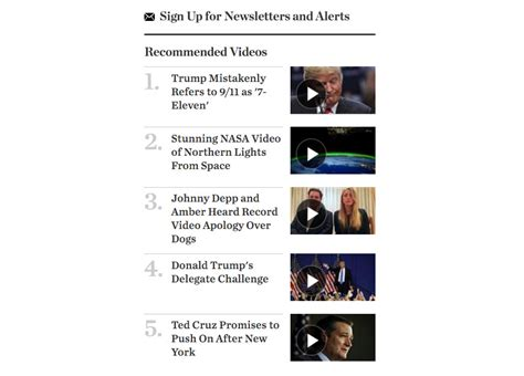 wall street journal style section quick tip using css counters to style incremental elements