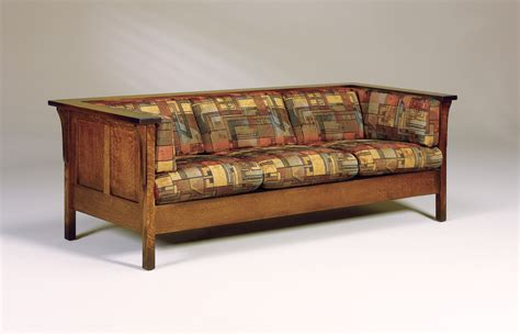solid furniture amish furniture crafted solid wood sofas