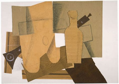 braque collage research practice precedents and origin of collage