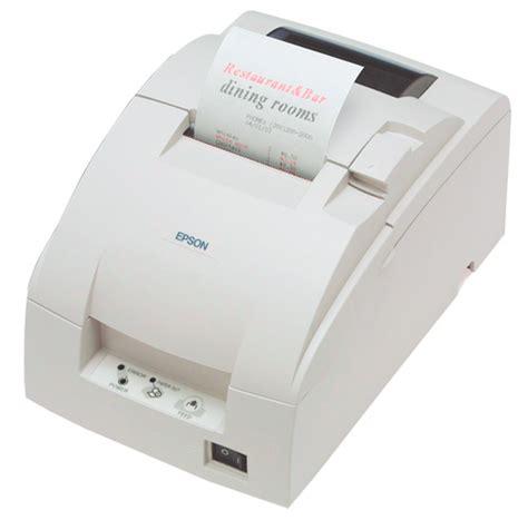 Epson Printer Tm U220d Tm U220 D Usb Port Non Auto Cutter epson tm u220 dot matrix impact printer tm u220b tm