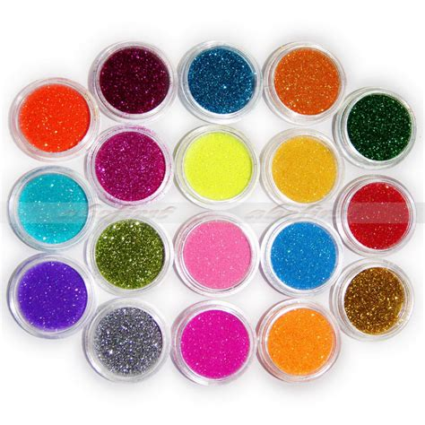 coloured wholesale free shipping wholesale 18 colored pack nail gel nail