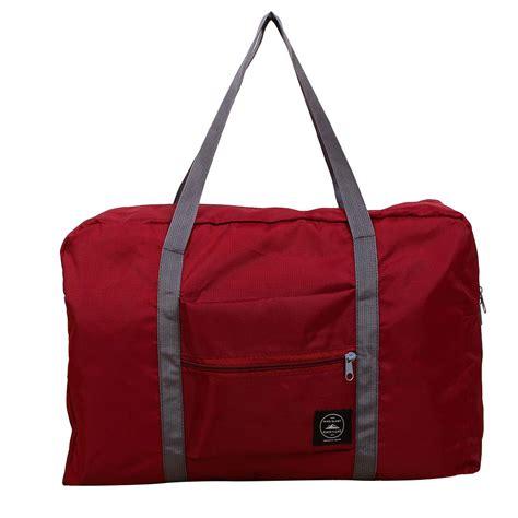 Foldable Travel Bag Luggage Storage Organizer Tas Koper Berkualitas foldable travel luggage storage shoulder duffle carry bag organizer ebay