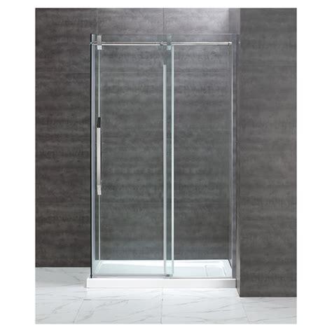 Rona Glass Shower Doors Quot Antigua Quot Shower Door 48 Quot Rona