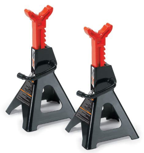Stand Ats 3 Ton By B All Shop powerzone 380036 3 ton steel stand 1 pair vehicle