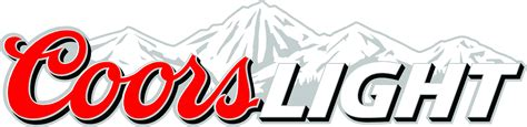 Coors Light by Coors Light Mountain Logo Www Imgkid The Image Kid