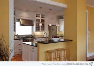 15 Yellow Modular Kitchen Ideas Home Design Lover