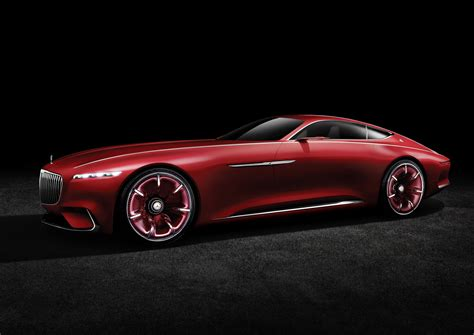 mercedes maybach vision mercedes maybach 6 has finally debuted