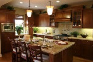 kitchen backsplash ideas with cherry cabinets cabin