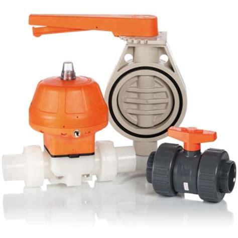 rubinetti in plastica valvole in plastica e valvole pvc pp pe pvdf ptfe di asv