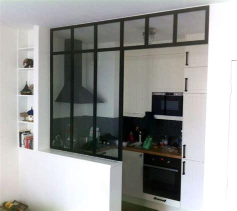 cloison vitrée cuisine 2974 nos r 233 alisations de verri 232 res d int 233 rieur atelier d