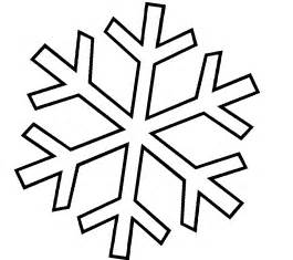 snowflake coloring pages getcoloringpages