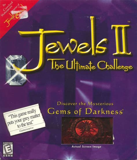 The Ultimate Challenge jewels ii the ultimate challenge for windows 1998