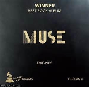 best muse albums kate hudson wipes away tears after adele s grammy awards
