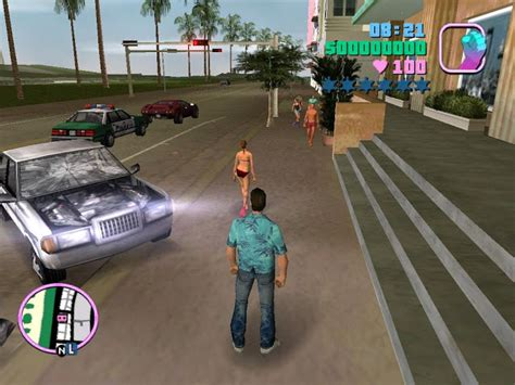 Grand Auto Vice City Game by Grand Theft Auto Vice City Game Free Download For Pc