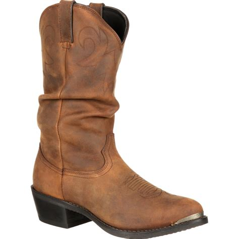 mens durango boots durango boot s distressed western slouch boot sw542