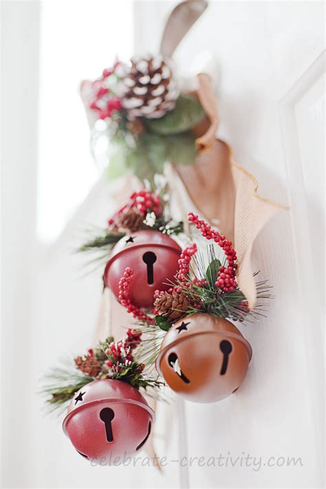 how to make christmas bells at home bells decorations celebration all about