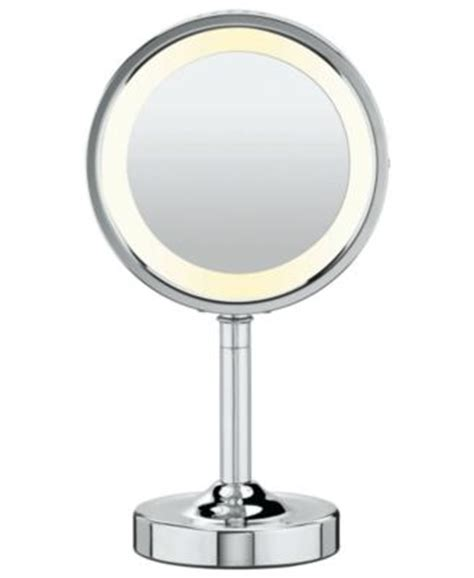 aptations chrome hardwired swing arm lighted vanity mirror image gallery lighted makeup mirror