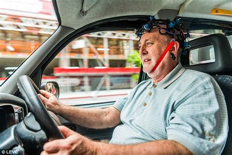 New study says we'll be less stressed when we're driving