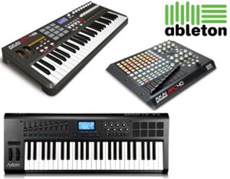 best controller for ableton live 9 best midi controller or keyboard for ableton the wire realm
