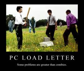 Office Space Kicking Printer Pc Load Letter Does That Background Hysteria