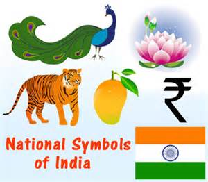 National Bird Of India Outline by National Symbols Of India Indian National Symbols Symbols Of India