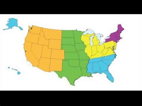 50 states map song learn the 50 us state capitals and 50 state abbreviations