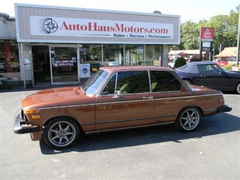 bmw 2002 tii specs 1974 bmw 2002 tii data info and specs gtcarlot