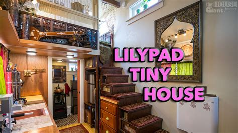 tiny house tours tiny house tour the lilypad