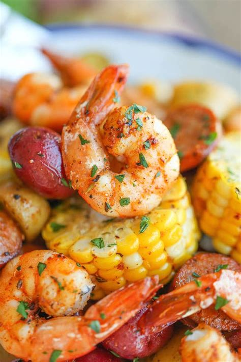 shrimp boil foil packets recipe chorizo sausage recipes for dinner and potatoes