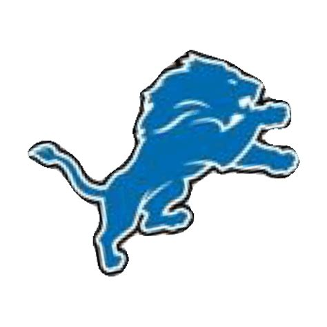 Detroit Lions Stickers