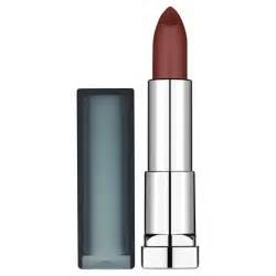 maybelline color sensational maybelline color sensational mattes lipstick various