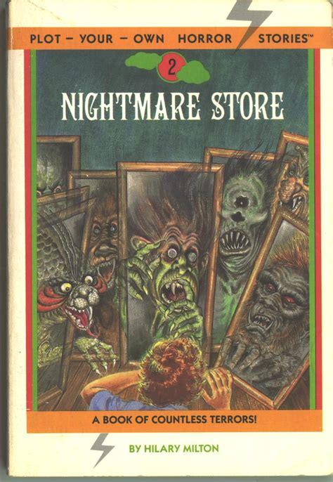 nightmare books reading list nightmare store