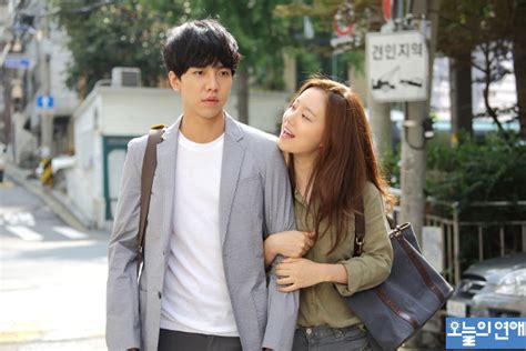 film drama korea terbaru lee seung gi moon chae won pojokkan lee seung gi di foto today s love
