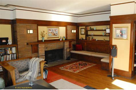frank lloyd wright living room frank lloyd wright and prairie school arhictecture in