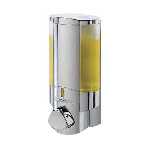 Dispenser Miyako 3 In 1 the dispenser 1 chamber chrome aviva soap dispenser bunnings warehouse