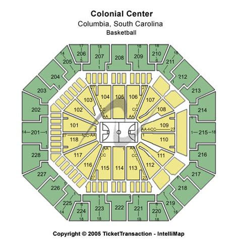 Colonial Arena Box Office by Jam 2016 Tickets Colonial Arena Seating