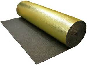sonic gold 5mm underlay sound proof and moisture proof