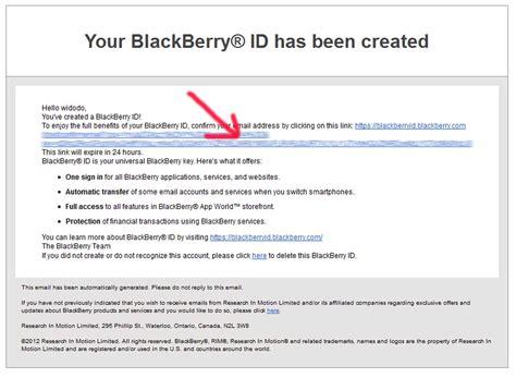 reset verifikasi blackberry id mengatasi blackberry id yang terblokir