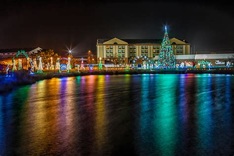 festival of lights ocean city md 22nd annual winterfest of lights underway in ocean city