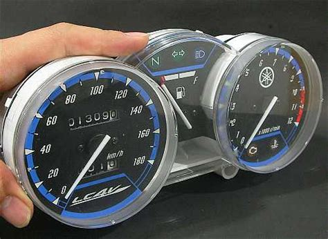 Speedometer Vixion fuel indikator ini terlalu ngaco bakul kangkung jpr