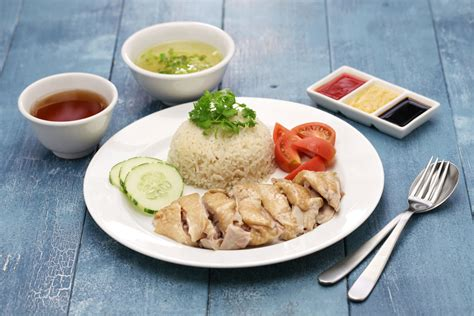 chicken and rice food singaporean food 101 what it is and where to get it in manila