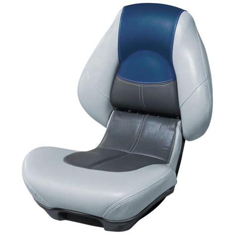 wise blast bass boat seats wise 174 blast series centric 2 folding boat seat grey