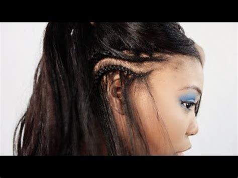 diese erstaunliche entdeckung how to braid cornrows cherokee braids short hairstyle 2013