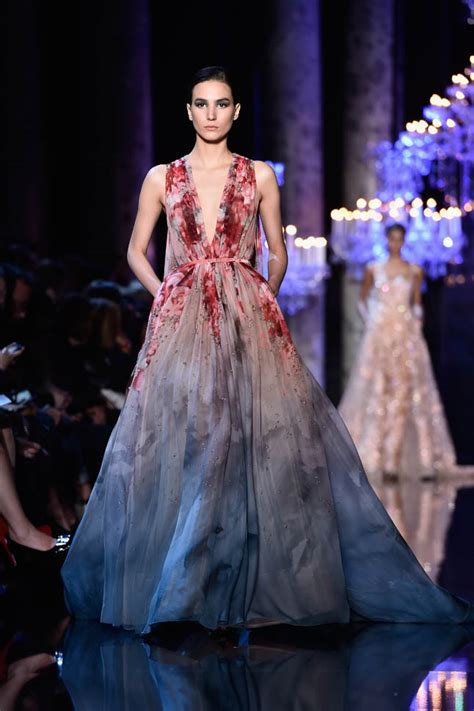 Clip Of The Week Haute Gossip by Fashion Week Elie Saab Haute Couture F W 2014