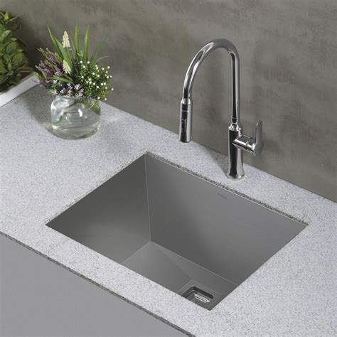 kraus stainless steel sink cleaner 1000 ideas about laundry sinks on utility
