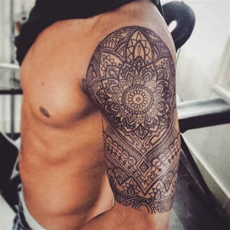 best sleeve tattoos for men the 80 best half sleeve tattoos for improb