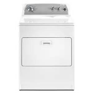Clothes Dryer Lowes Shop Whirlpool 7 Cu Ft Gas Dryer White At Lowes
