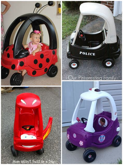 cer makeover little tike cozy coupe makeovers crafty morning