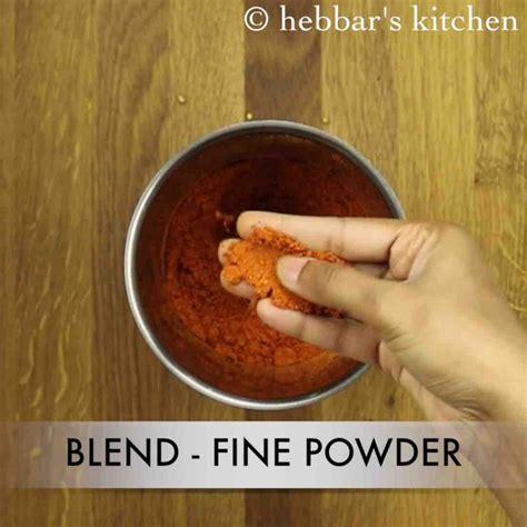 pav bhaji masala powder recipe pav bhaji masala recipe pav bhaji masala powder