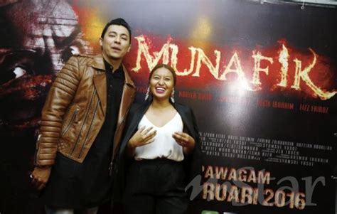 film malaysia estet demi munafik nabila huda masuk dalam peti mayat berita